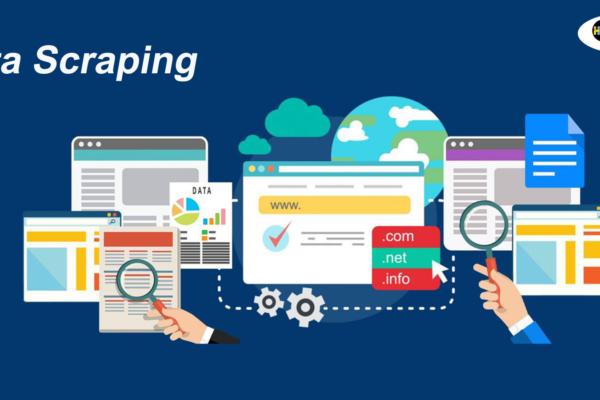 Web Data Scraping Financial Growth
