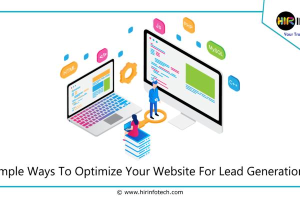 Web Design, Website Design, Lead Generation