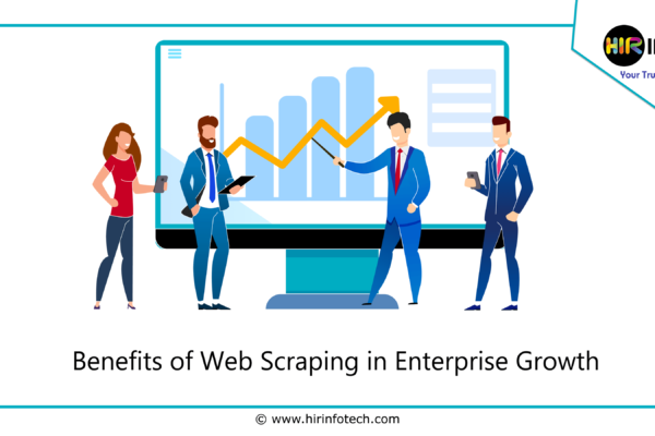 Web Scraping in Enterprise Growth