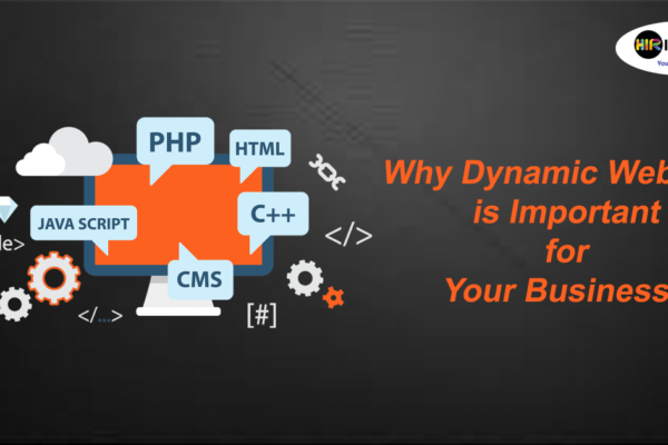 Importance of Dynamic Websites