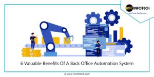 Back Office Automation, Process Automation, Robotics Process Automation, RPA, Big Data