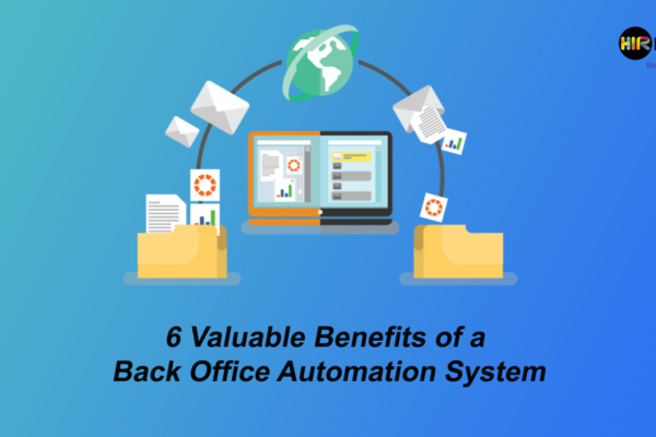 Back Office Automation System