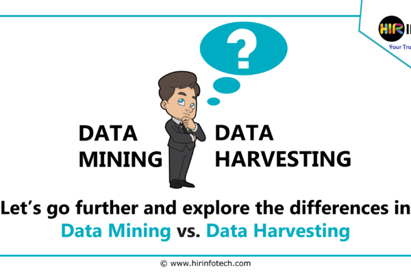 Data Mining vs. Data Harvesting