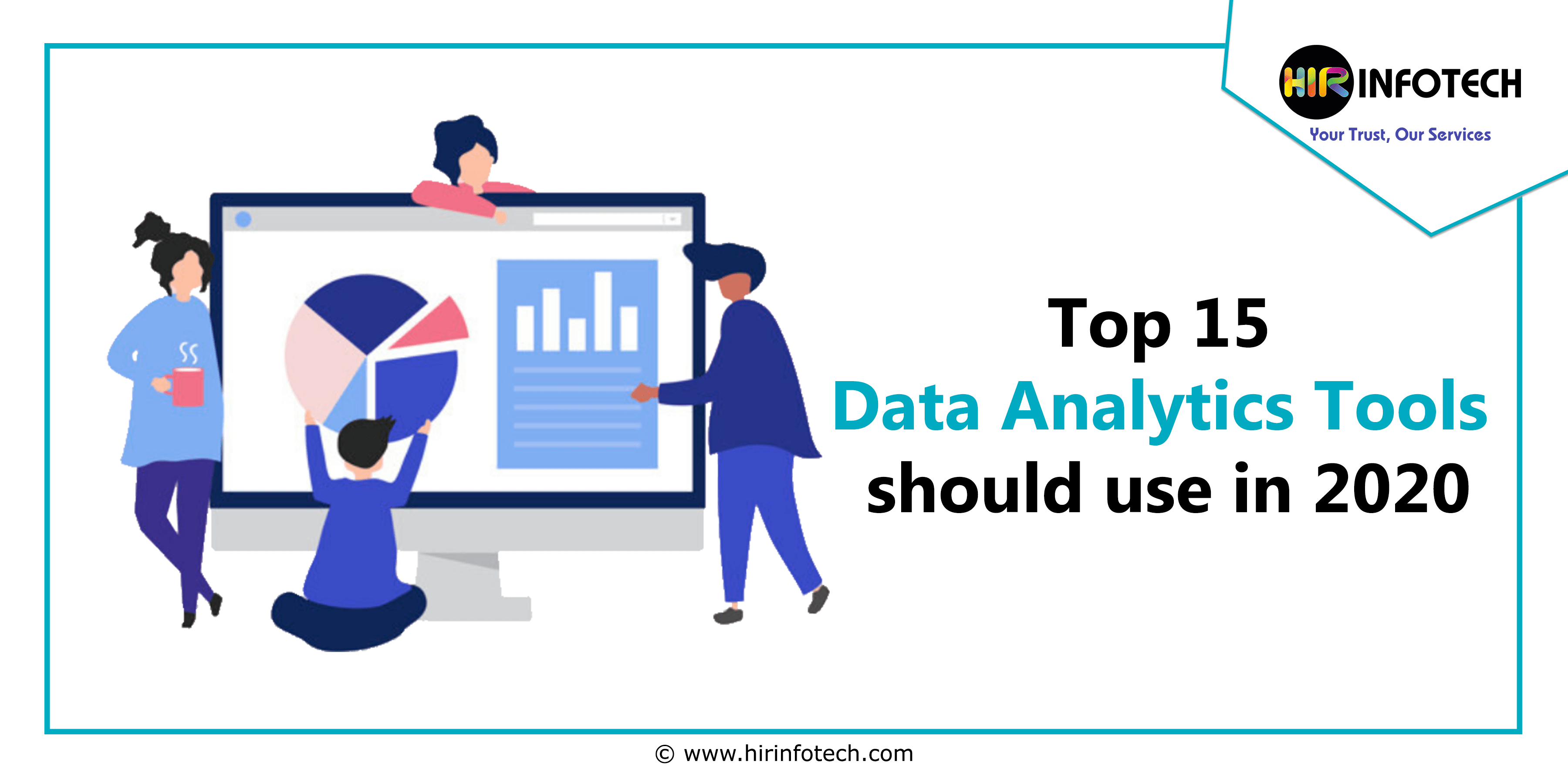 Top 15 Data Analytics Tools