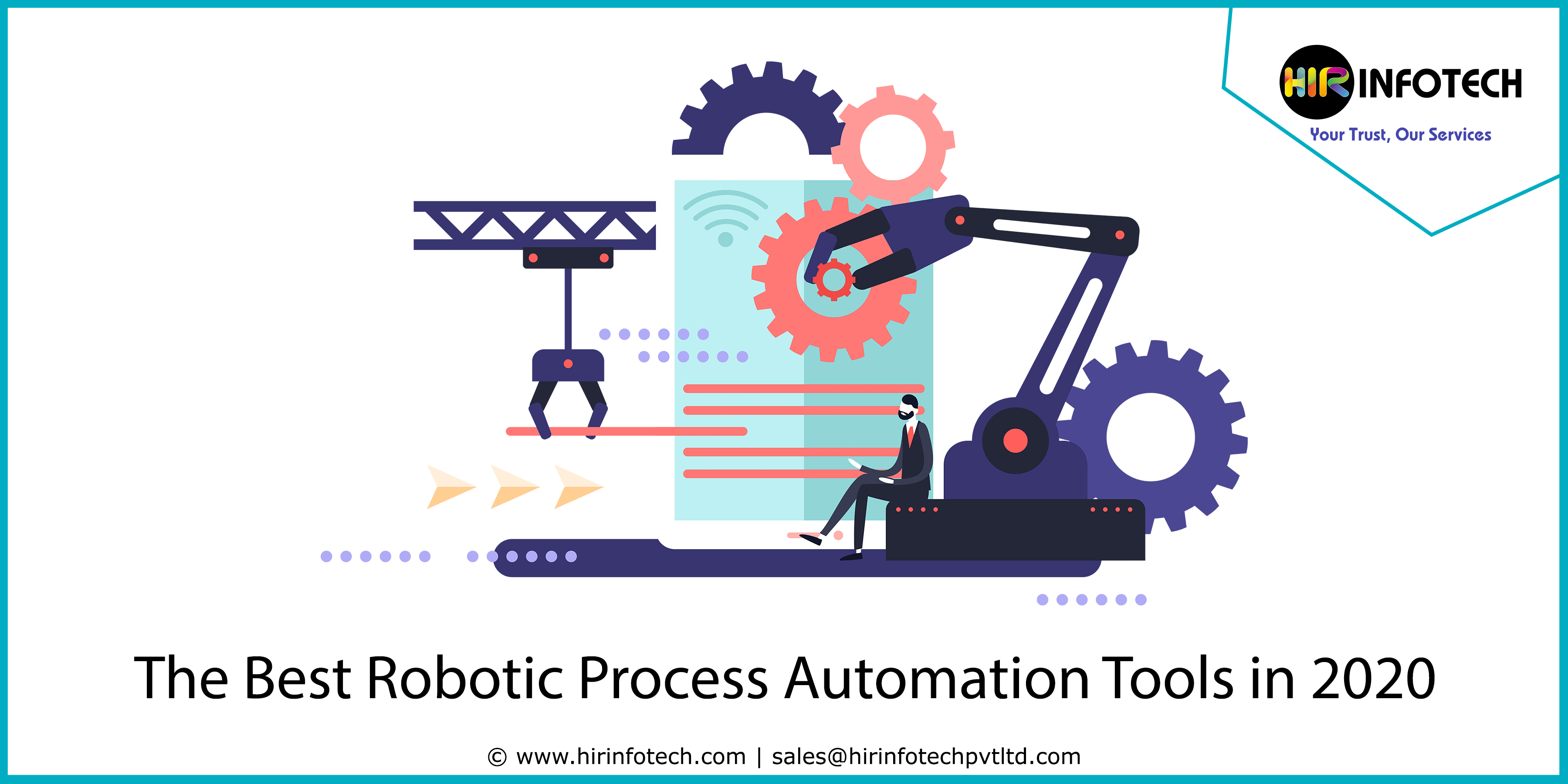 RPA, Robotics Process Automation, Business Process Automation, Automation, Tools