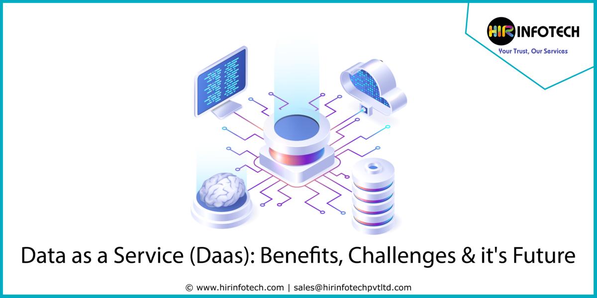 Data as a Service, DaaS