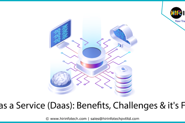 Data as a Service, DaaS