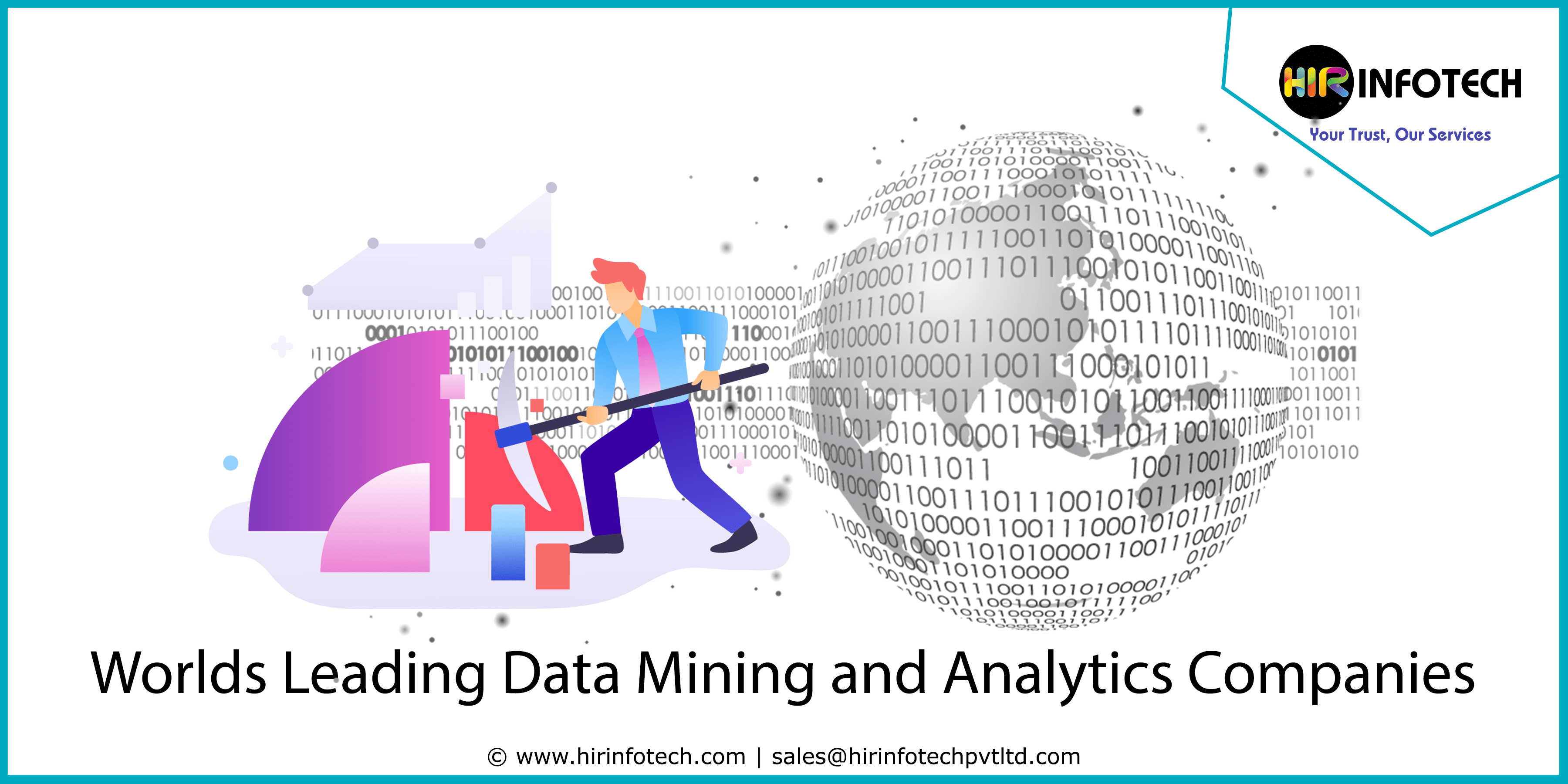 Worlds Leading Data Analytics and Data Mining Companies.