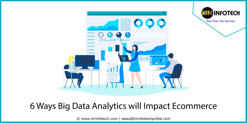 6 Ways Big Data Analytics will Impact Ecommerce