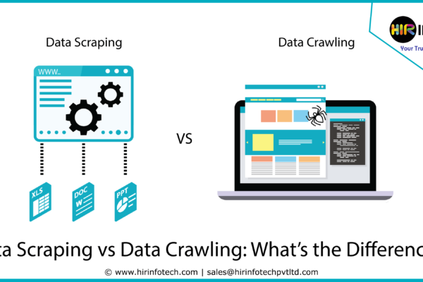 Data Scraping Vs Data Crawling