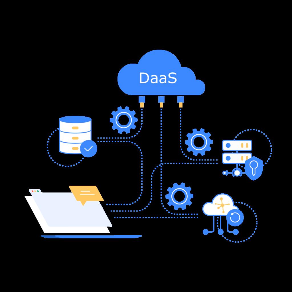 Data as a Service, Daas, Data as a Service Company