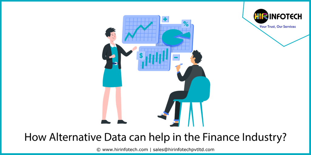How Alternative Data can help in the Finance industry