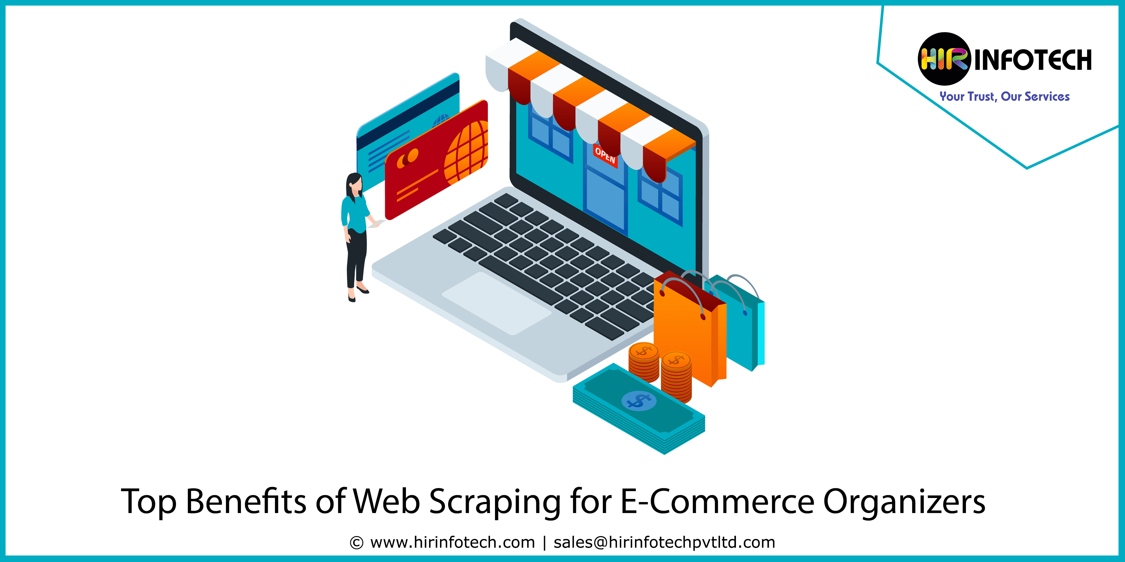 Top Benefits of Web Scraping for E-Commerce Organizers