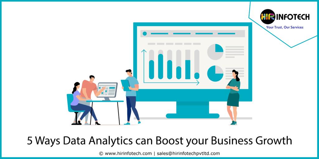 Data Analytics, Data Analysis, Business Growth